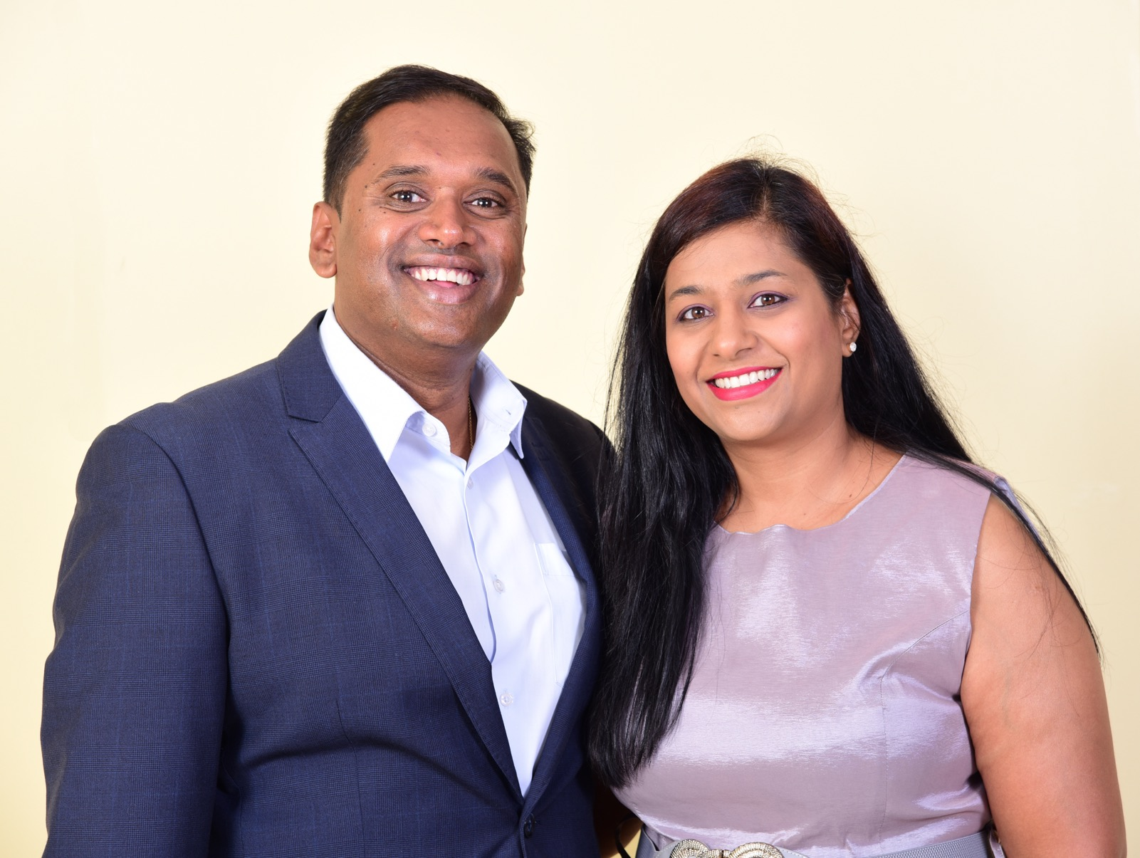 Pastor Logan and Yvonne Maistry
